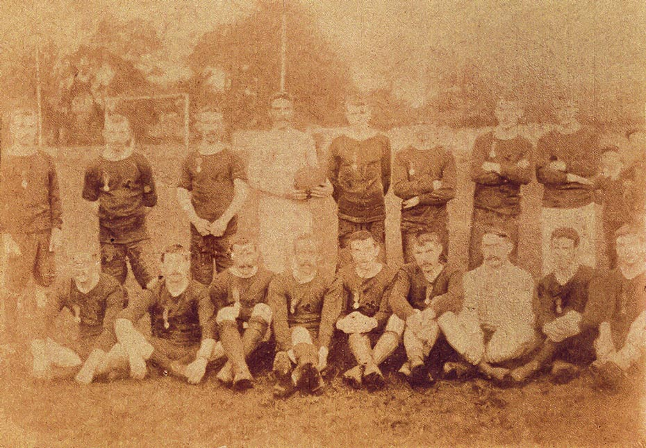 1903 Athenry Football Champs