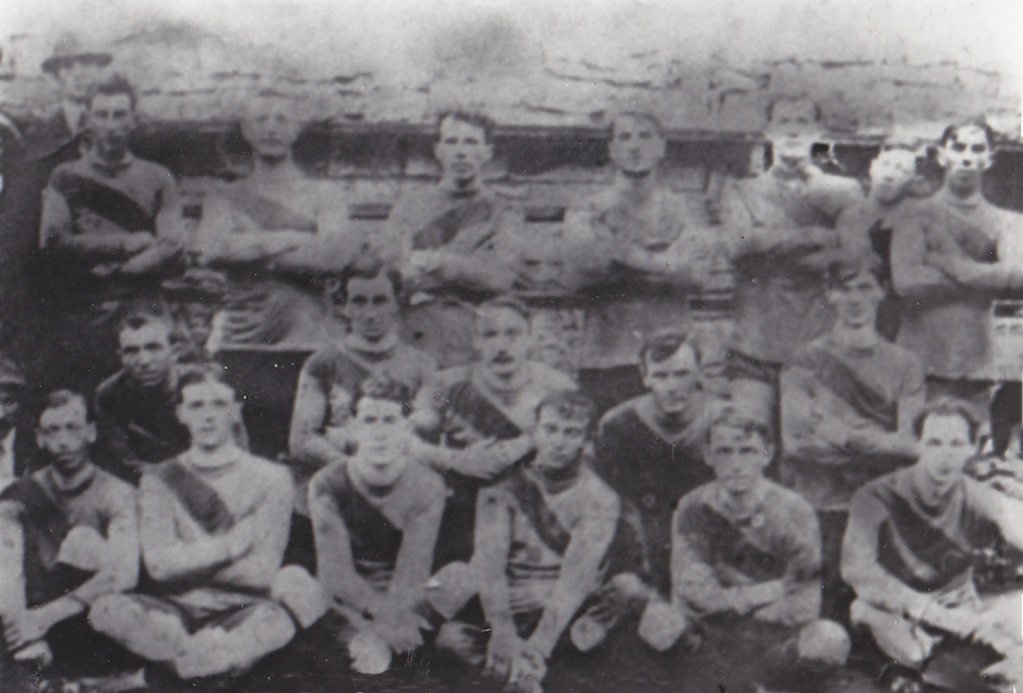 1913 Connacht Football Champions