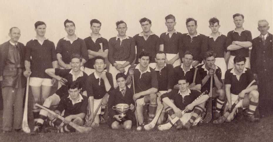 1957 Athenry Junior Team