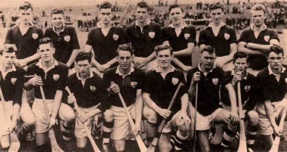 1957 Galway Minor Team4