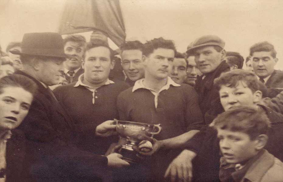 1957 Presentation Athenry Junior Team