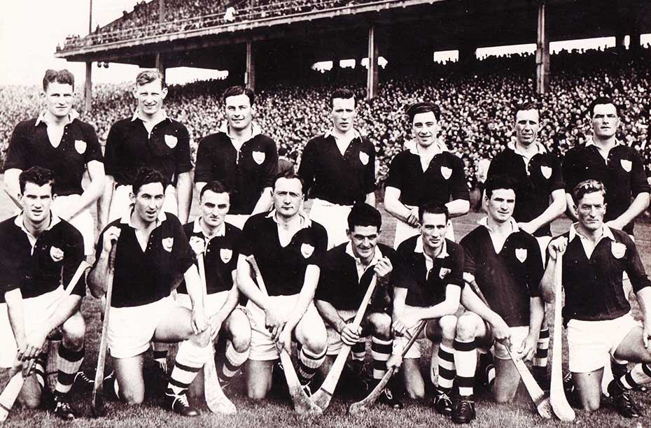 1958 Galway All Ireland Finalists