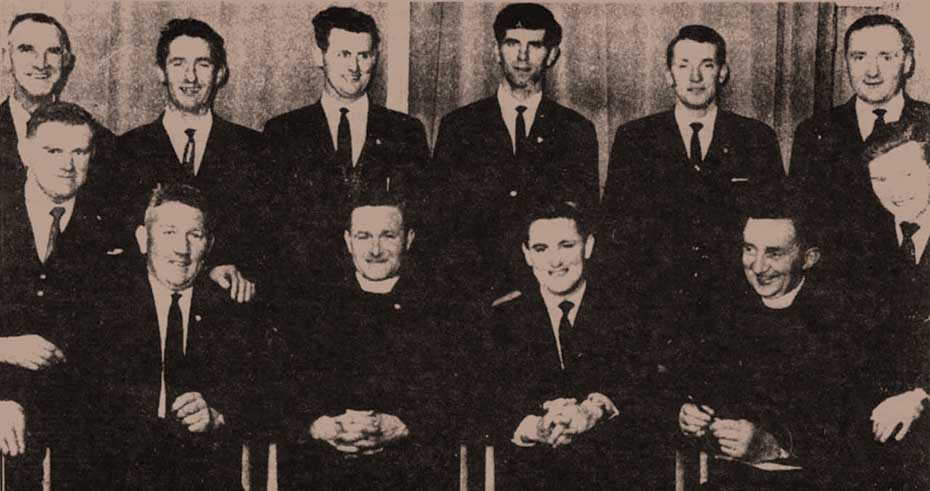 1964 Parish Grounds Committee