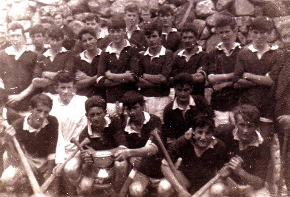 1967 County Minor Hurling Champions