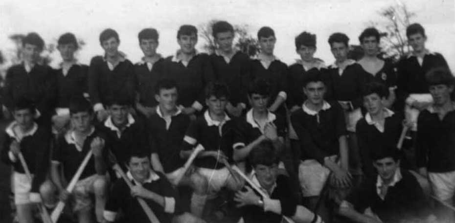 1967 County Under 16 Hurling Finalists