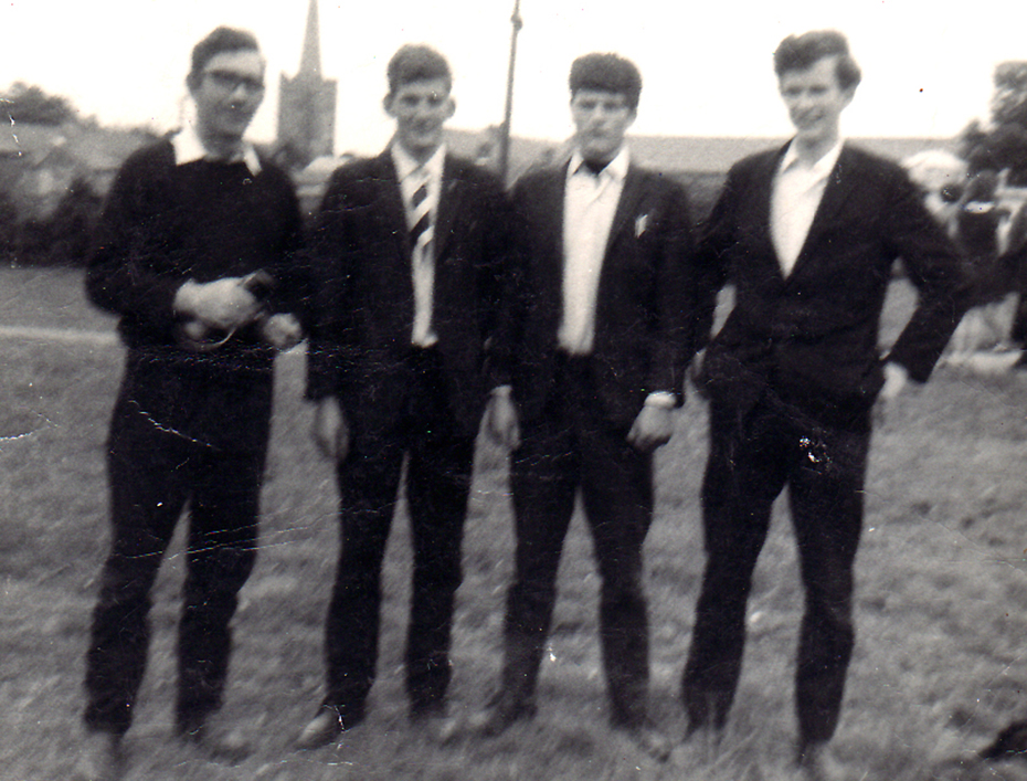 1967 Pres and Athenry stalwarts