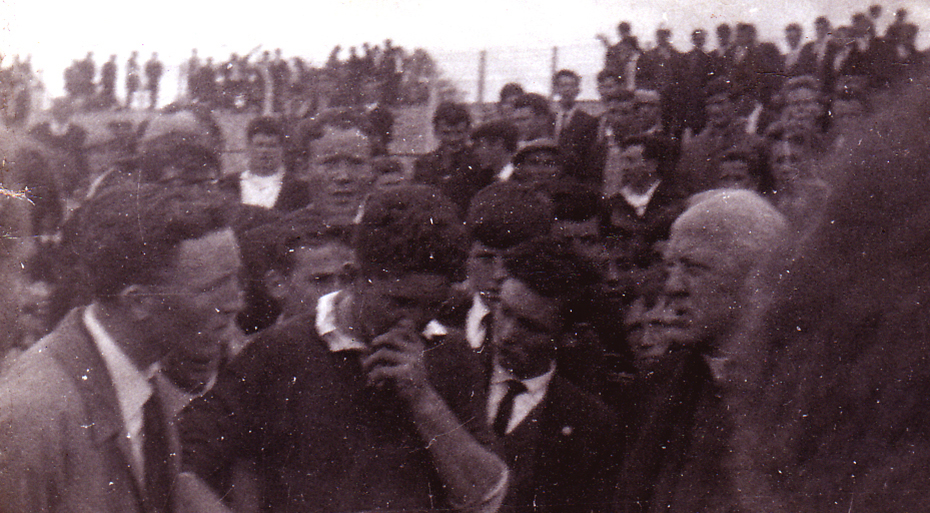 1967 Presentation of Minor Cup
