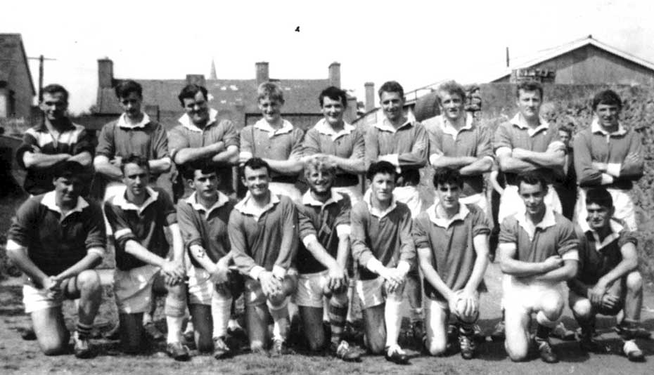 1969 Athenry Junior Football Team
