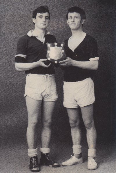 1969 Connacht Handball Champions