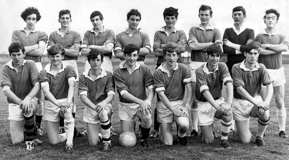 1969 Minor Football Team2