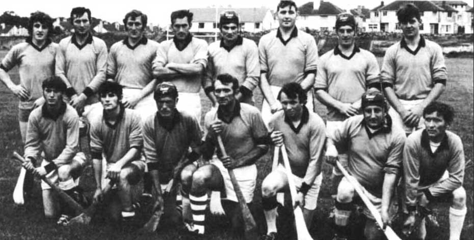 1971 Athenry Senior Team