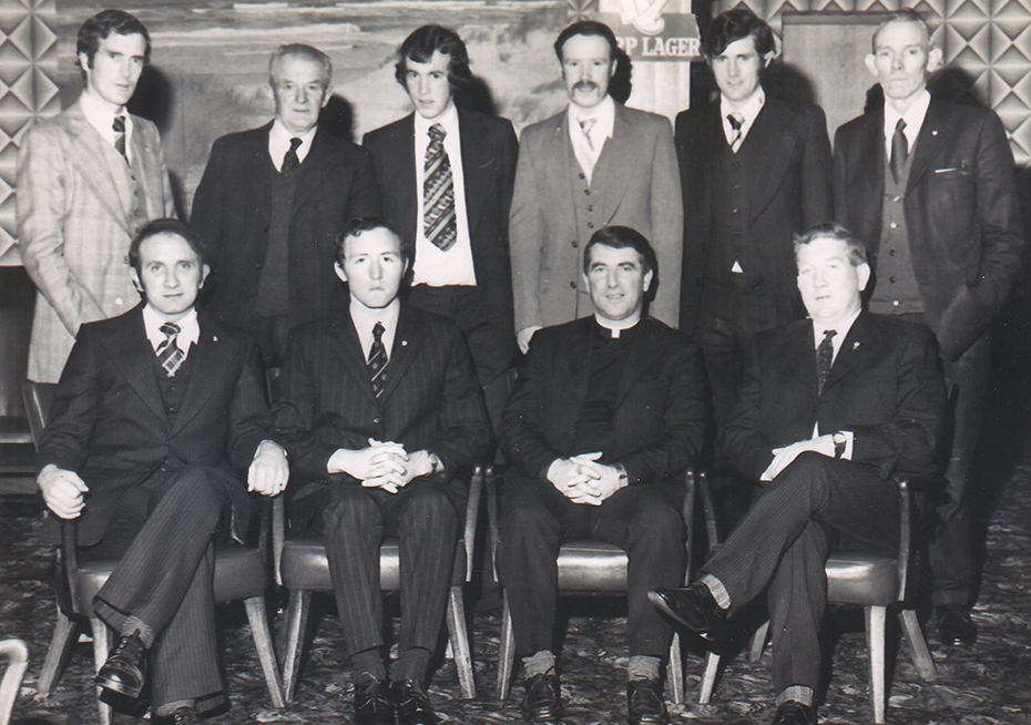 1974 Club Officers