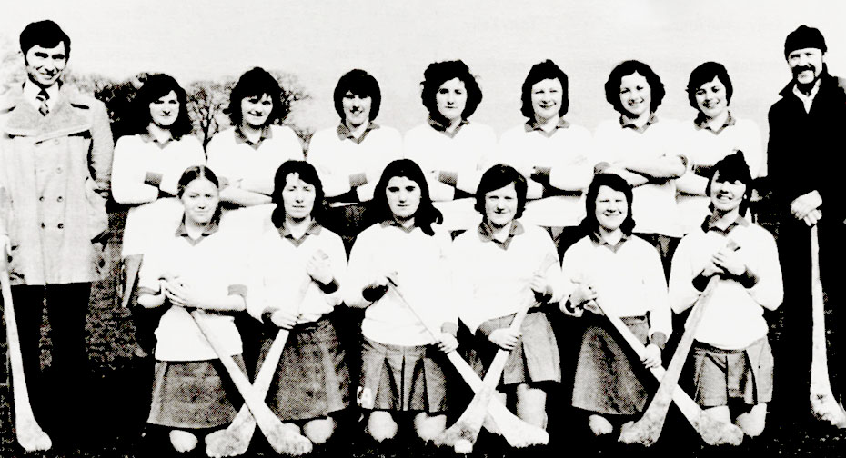 1975 County Camogie Champions