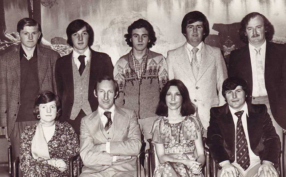 1977 Athenry Sports Award Winner