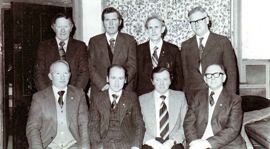1978 Athenry Credit Union Committee
