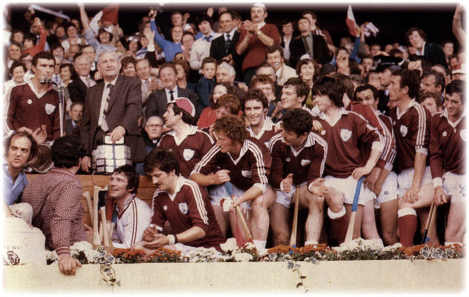 1980 Galway All Ireland Champions Presentation