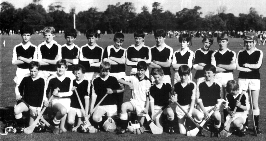 1982 Community Games Team