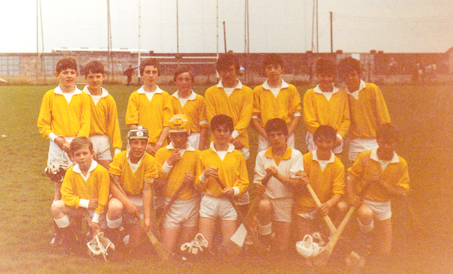 1982 County Under 14 champs