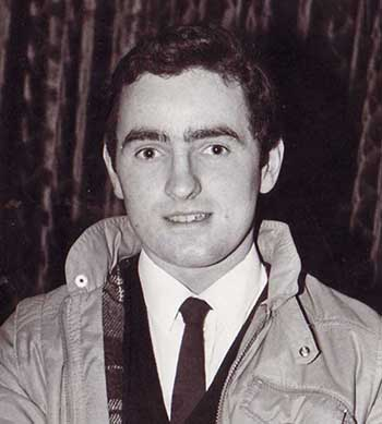 1982 Pascal healy under 21