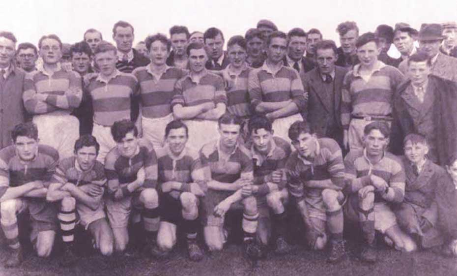 Athenry County Junior Champions 1949