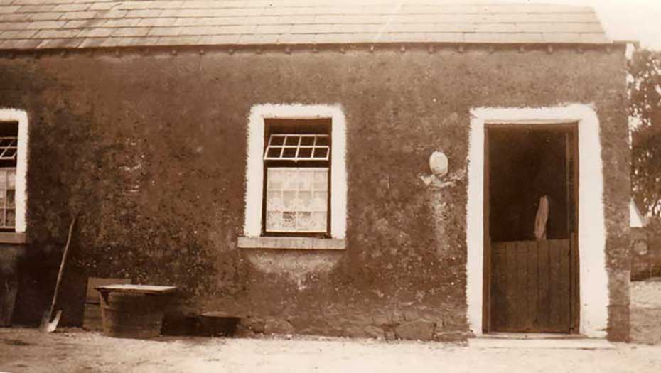 Derrydonnell House 1930s