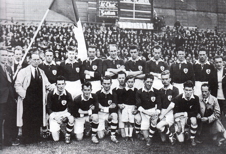 Galway SFC 1934