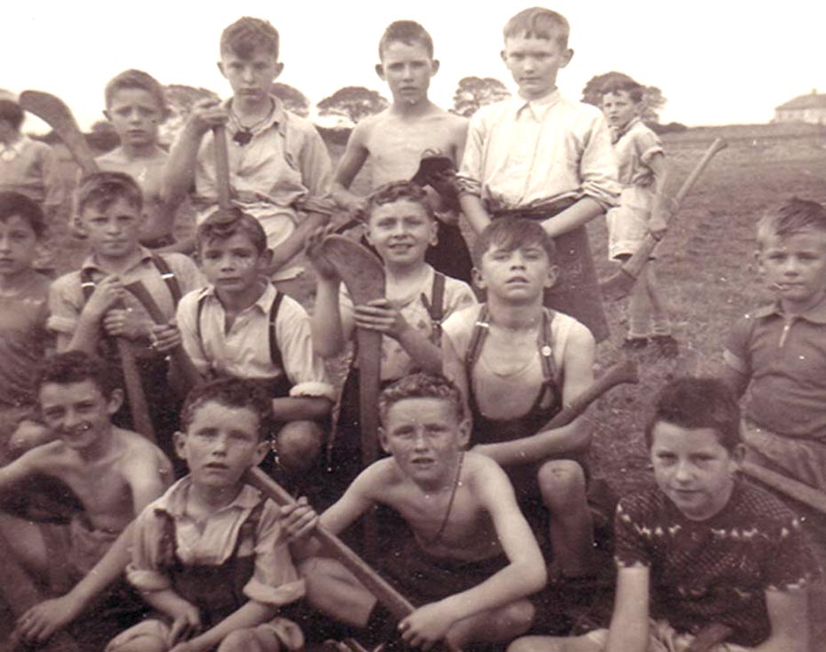 Juvenile players1958