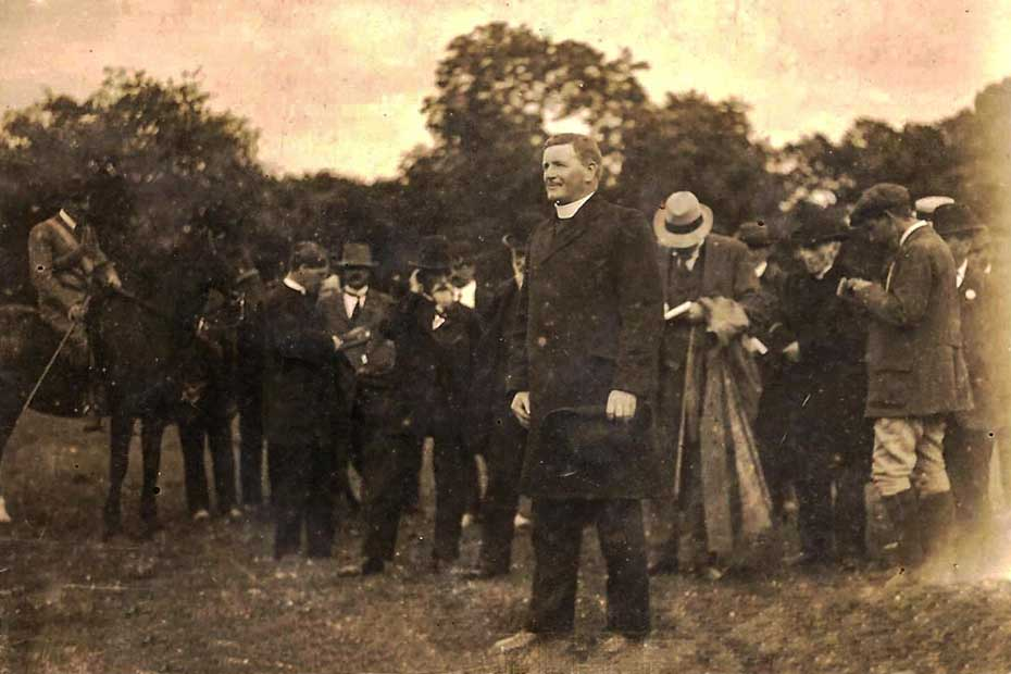 canon macken june 1914 athenry backlawn
