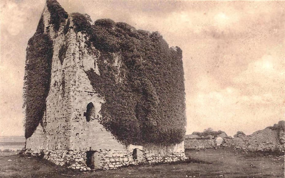 king johns castle2