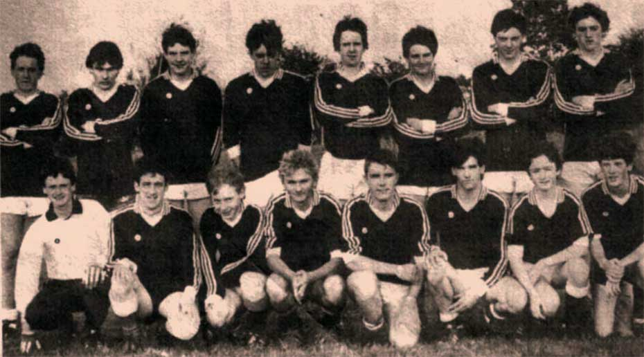 1985 Athenry U16 Football team