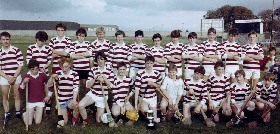 1985 Athenry U16 Hurling team