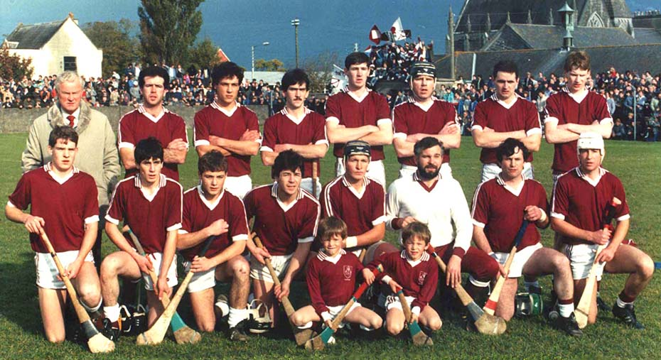 1987 County senior champs