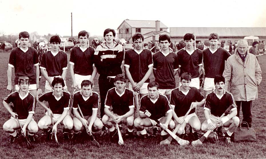 1987 Under 21 county champs