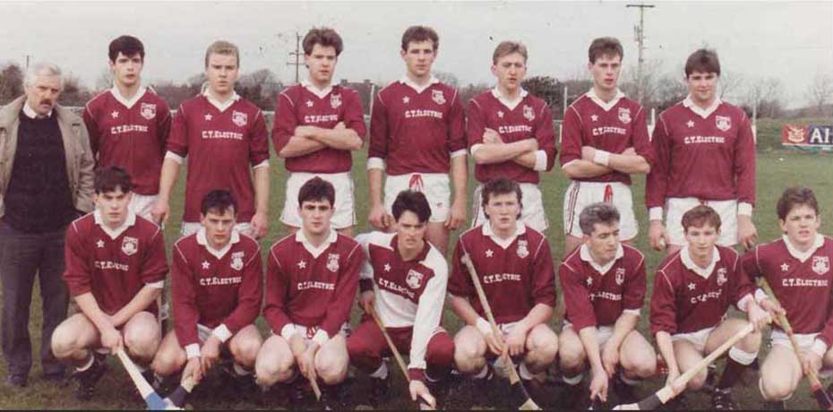 1991 county under 21 champions