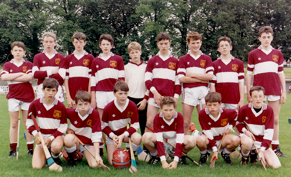 1992 county under 14 champions