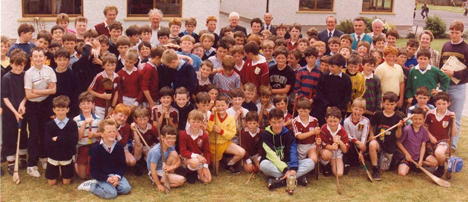 1992 feile athenry boys school