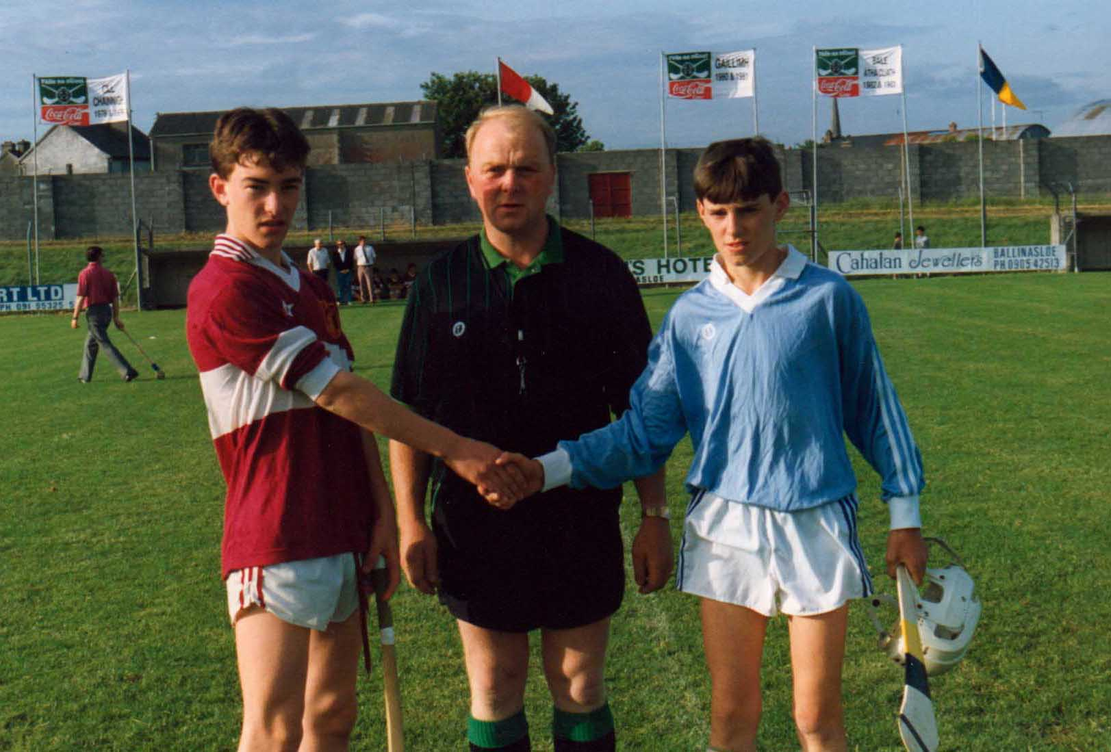 1992 richie brady feile captains