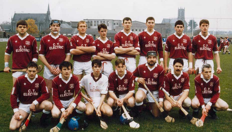 1993 county junior champions