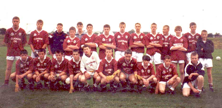 1996 under 16 a football champions