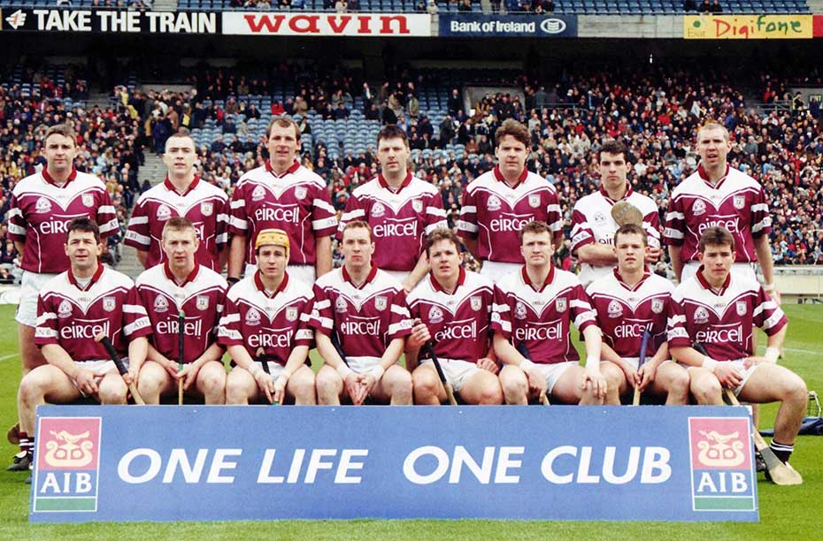 2001 senior team all ireland