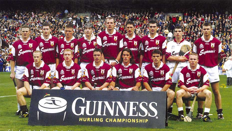 2001 galway senior team