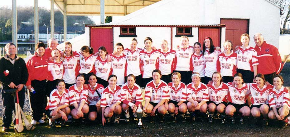 2003 camogie team