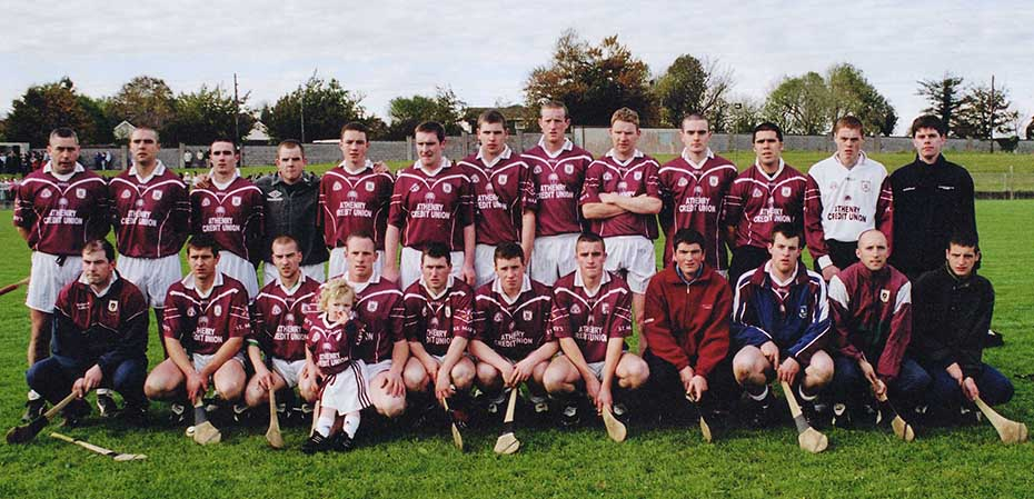 2004 County Junior Champions