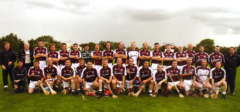 2006 galway masters hurling team
