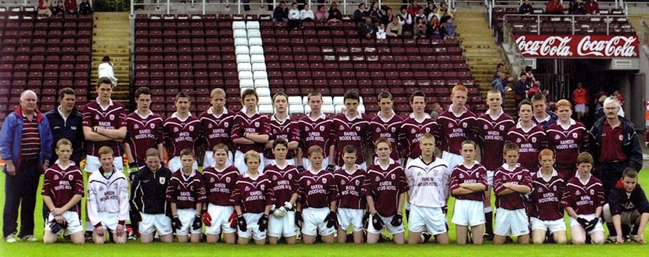2006 under 14 div a football champs