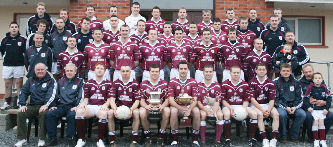 Athenry Junior A County Champions3 2008