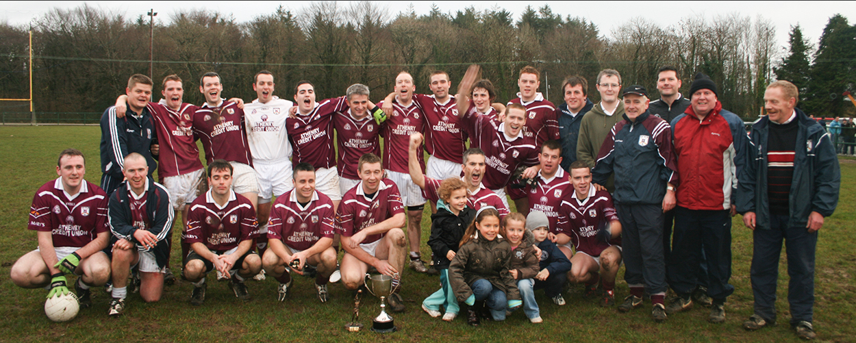 Junior B County League Champions2 2008