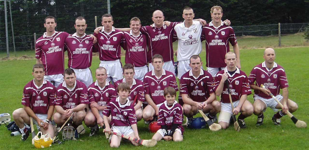 Junior B Hurling Champs001
