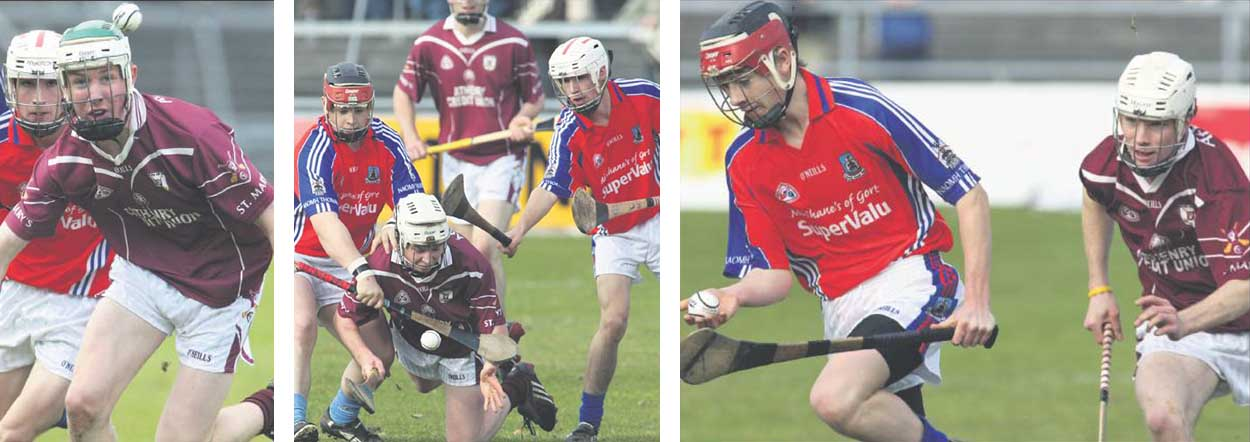 Minor Hurling Action 2008