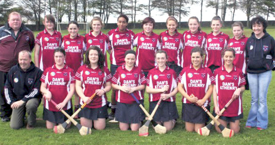 2011 county junior b camogie champs